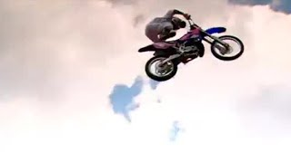 Amazing Stunts at Evel Knievel Day | Richard Hammond Meets Evel Knievel | Top Gear