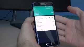 обзор и сравнение samsung galaxy s6 edge и iphone 6