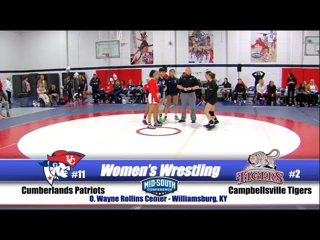 Women's Wrestling - University of the Cumberlands Athletics