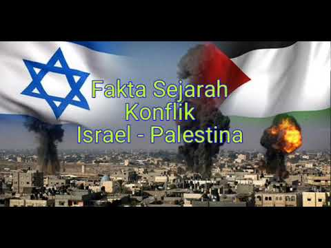 Mengungkap Fakta Sejarah Konflik Bangsa Israel Dan Palestina (Sejarawan : Bambang Noorsena)