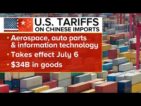 International and domestic impact of U.S. tariffs on Chinese imports