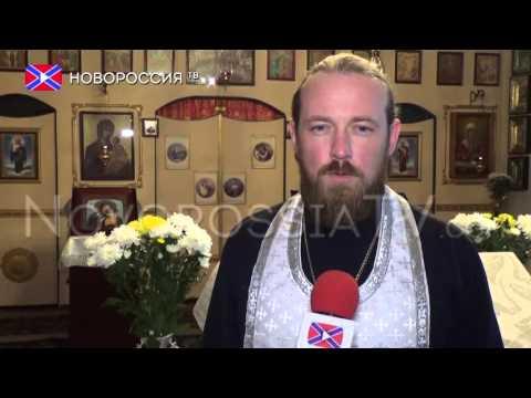 Праздник Крещения в Зуевке