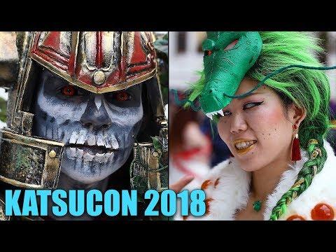 Katsucon 2018 Cosplay Video