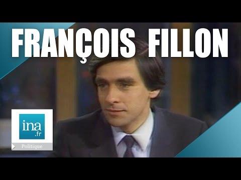 La carrière politique de François Fillon | Archive INA