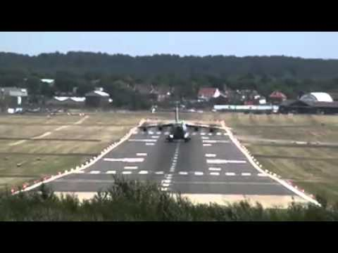 Airbus A400M Atlas Crazy take-off