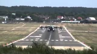Airbus A400M Atlas Crazy take-off