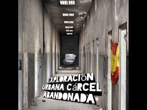 Exploración de la antigua cárcel de Huelva /UrbexTeam 2017 y vaya lo que vimos