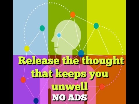 Abraham Hicks♥ Release the thoughts that keep you unwell.