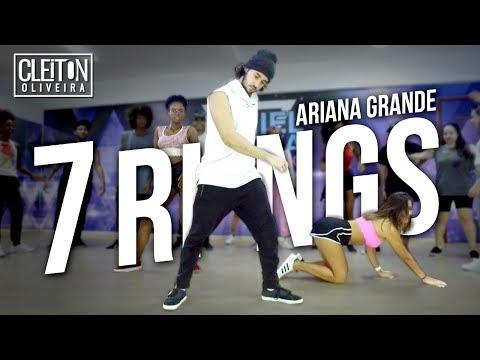 7 Rings - Ariana Grande COREOGRAFIA Cleiton Oira  IG: CLEITONRIOSWAG Part 2