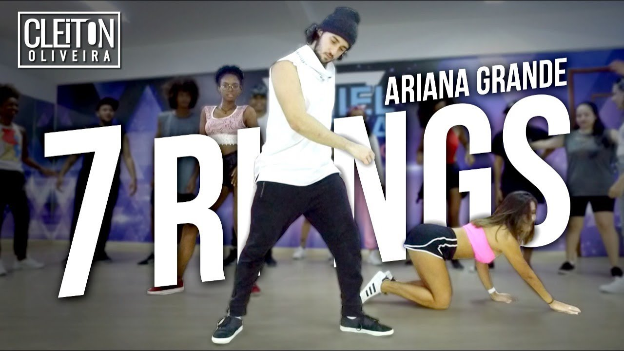 7 Rings - Ariana Grande (COREOGRAFIA) Cleiton Oliveira / IG: @CLEITONRIOSWAG Part. 2 image