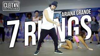 Baixar 7 Rings - Ariana Grande (COREOGRAFIA) Cleiton Oliveira / IG: @CLEITONRIOSWAG Part. 2