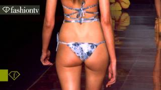 Aline Weber - Top Brazilian Bikini Models 4 - Swim Fashion Week 2012 | FashionTV - FTV.com