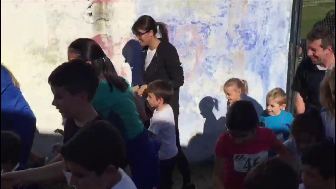 Partenza e arrivo Marcia Scarponcini 2018 Domodossola