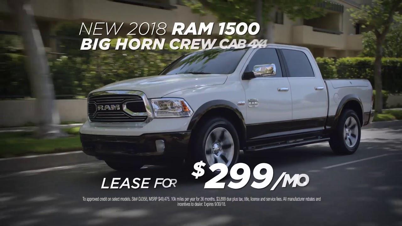Ewald Chrysler Jeep Dodge Ram Model Clearance Sale