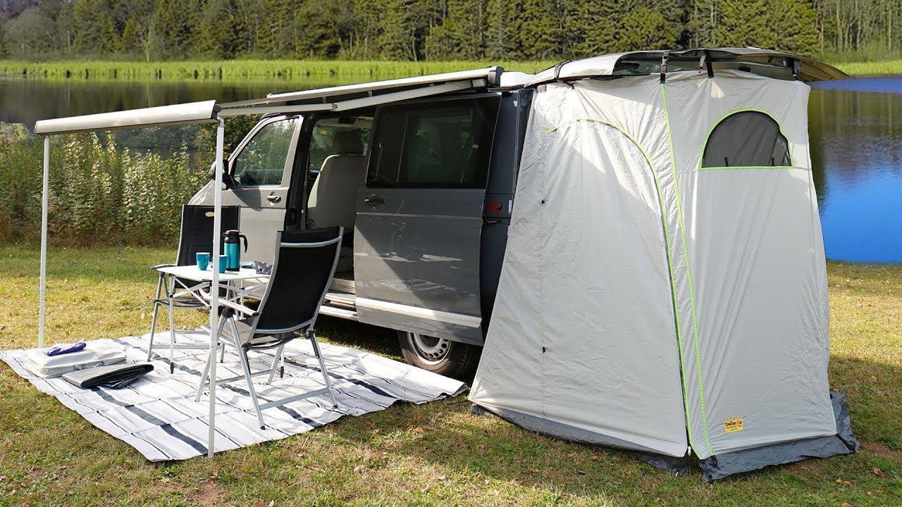 Tents designed for Campervans
