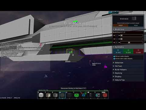 Starmade flush and cheap cargo door