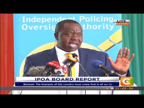 Citizen Extra: IPOA board report(part 2)