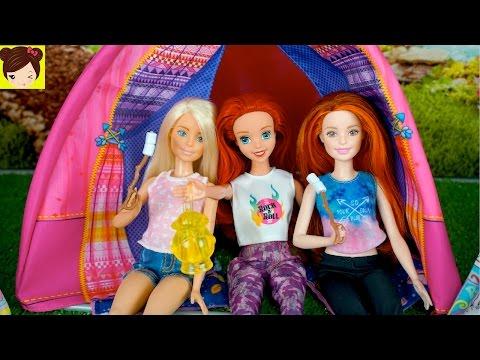 Las Hijas de Elsa y Anna van de Campamento le Hacen Broma a Victoria - Royal High  Ep 12