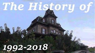 The History of The Phantom Manor | Disneyland Paris