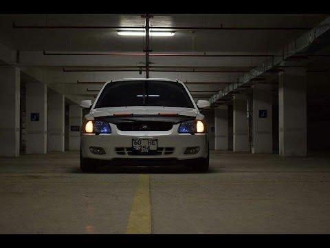 Hyundai Accent Ufak apl Modifiye Milenyum Kasa