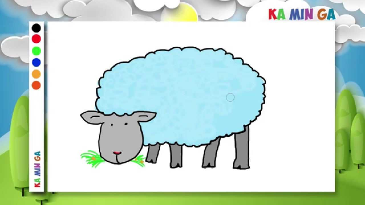 kaminga animal drawing for kids how to draw animal for kids