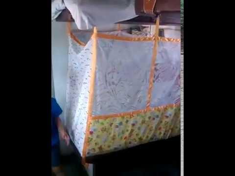 Перевозка для детей в поезде своими руками