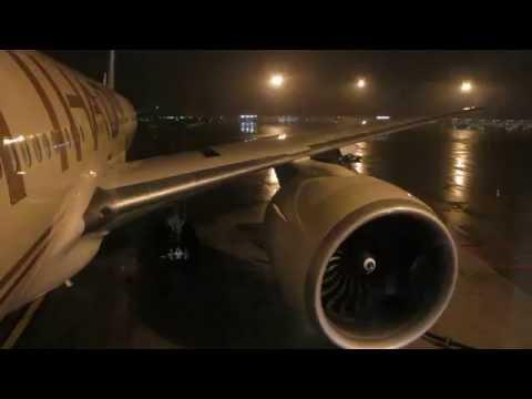 [Flight Report] ETIHAD AIRWAYS | Paris ✈ Abu Dhabi | Boeing 777-300ER | Business