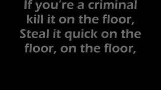 Jennifer Lopez (feat. Pitbull) - On The Floor (Lyrics)