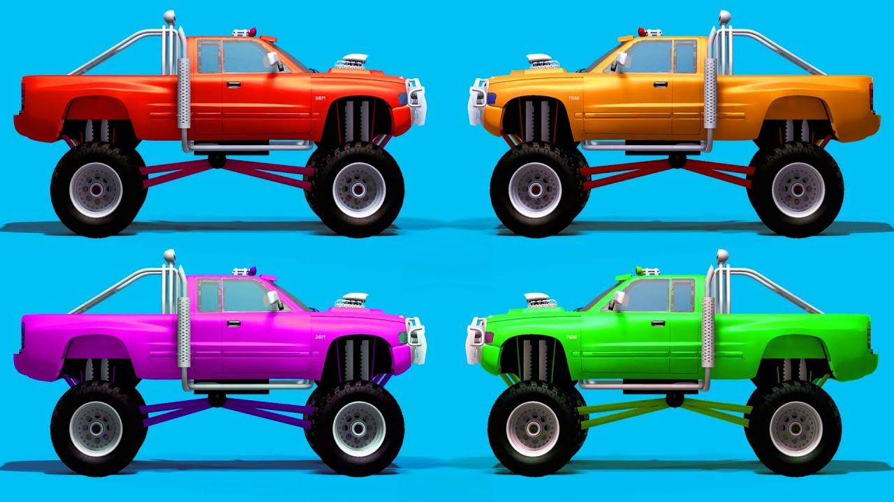 dessin anim complet en francais 20 min camion avec voiture enfant voiture pour enfant youtube. Black Bedroom Furniture Sets. Home Design Ideas