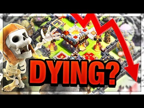 Clash Of Clans DYING? REAL Answers And The Future Of CoC