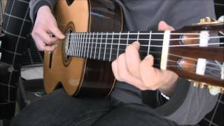 We Three Kings - Fingerstyle Guitar Tab