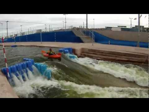 Cardiff international white water