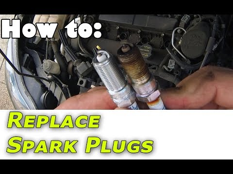 How to Replace Spark Plugs on Ford Focus DIY