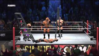 WWE 12 - GLITCHES #1 CHAIRHEAD
