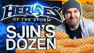 Heroes of the Storm - A Sjin's Dozen