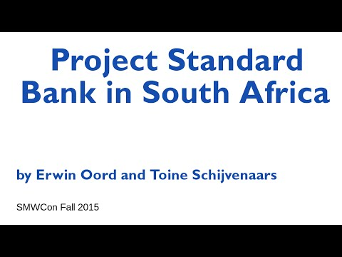 22 - Project Standard Bank in South Africa