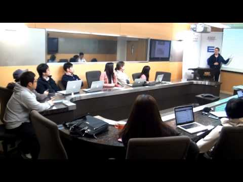 Intro to KAIST College of Business