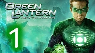 Green Lantern: Rise of the Manhunters [WB] - Attack of Oa [Part 1]