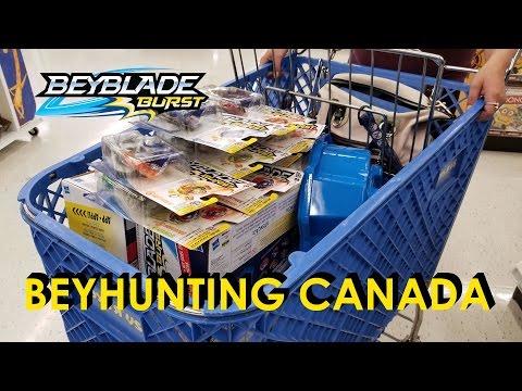 Beyblade Burst Hasbro Massive Bey Hunting + Toronto Fan Expo September 1st/2nd 2016 CANADA