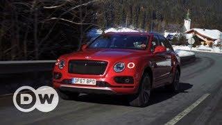 Luxury Off Road: Bentley Bentayga V8 | Dw English