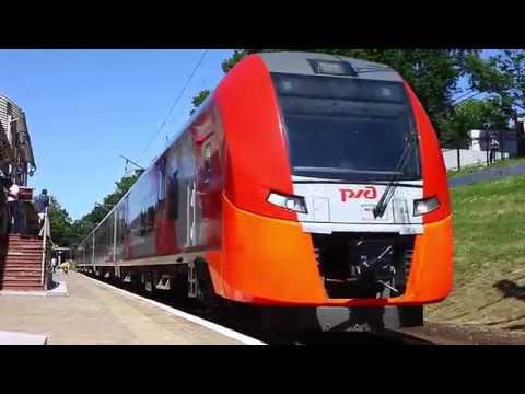 """В Зеленоградск и Светлогорск запустят скоростные поезда """"Ласточка"""""""