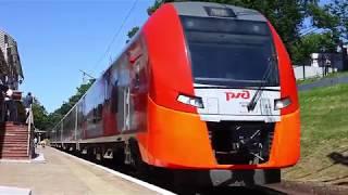 В Зеленоградск и Светлогорск запустят скоростные поезда Ласточка