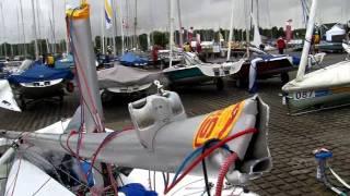 Montage - The 2010 SAP 5O5 World Championship