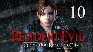 Resident Evil Operation Raccoon City Walkthrough - Part 10 [Mission 4] Gone Rogue PS3 XBOX PC