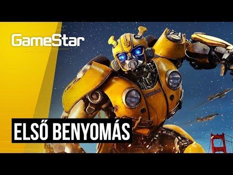 Végre egy jó Transformers mozi   ŰrDongó első benyomás letöltés