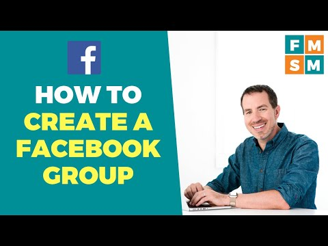 How To Create A Facebook Group (2019)