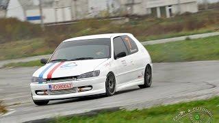 Adrian Maduta - Cupa Campionilor VSS - Peugeot 306 TD -  Mansa I - HD 1080p