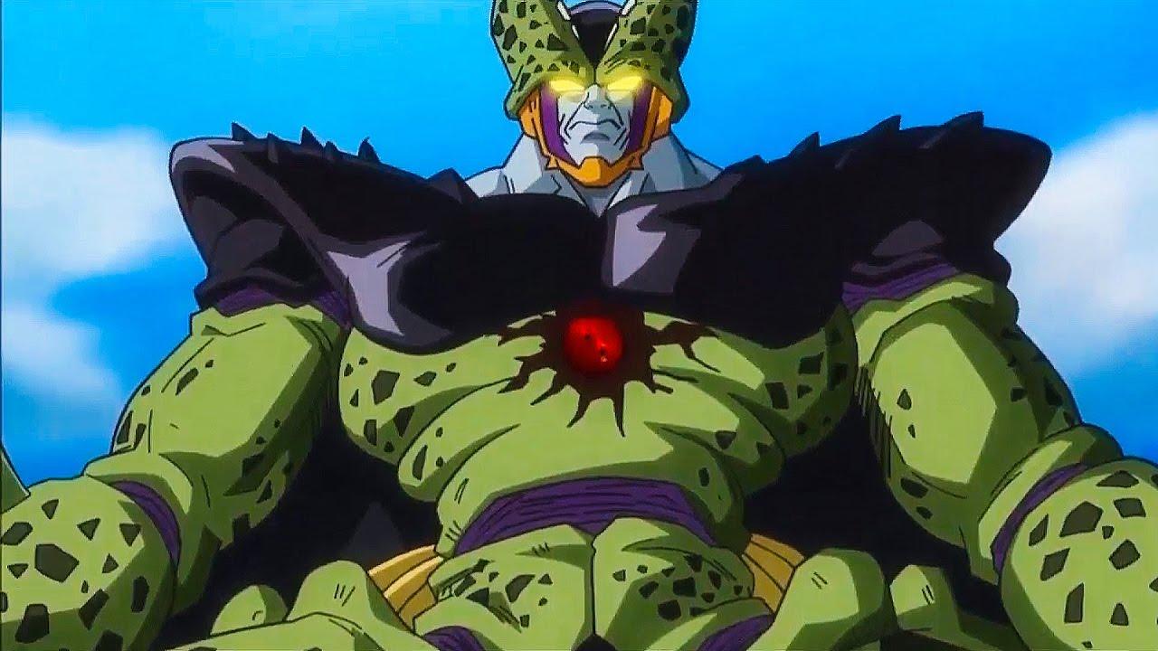 Super Dragon Ball Heroes Trailer 6 Cell X Ssj Rage Trunks Ssj 3 Xeno Goku Gine