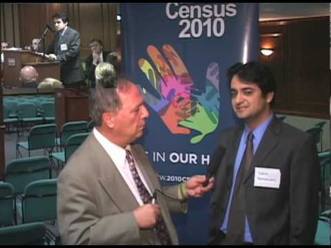 OC. TV.-John Tehranian  Professor of Law  Chapman University  & 2010 US Census