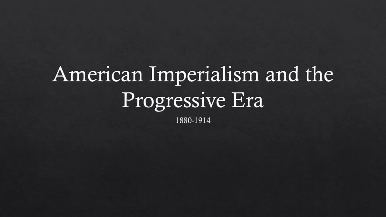 progressive imperialism
